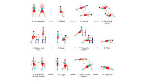 Gym Workout Sheet Stunning This 44Minute ResearchBased Workout Exercises Your Whole Body