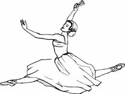Original Ballet Coloring Pages You Are Going To Color In With Style