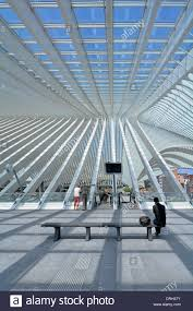 Modern Train Station Design Modern Public Transport Building Interior Design Belgium