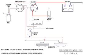 ignition switch starter wiring question mytractorforum com this image has been resized click this bar to view the full image