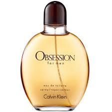 <b>Calvin Klein</b> Beauty <b>Obsession</b> Cologne for Men, EDT Spray, 6.7 Oz