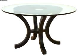glass top dining table with metal base foter within round remodel 11 round glass top dining