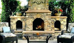 charming outdoor fireplace kits prefab wood burning with o prefabricated indoor backyard g fireplaces corporation inch
