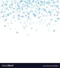 blue snowflakes white background.  Snowflakes Intended Blue Snowflakes White Background VectorStock