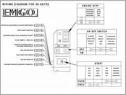 honda ca160 wiring diagram wiring library emgo universal handlebar multi switch right 46 68735 wiring diagram