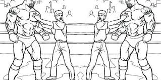 Wwe Coloring Pages Belts Design And Ideas Page 0 Koe Moviecom