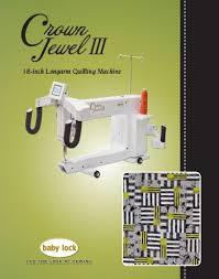 Crown Jewel III & Crown Jewel III Brochure Adamdwight.com