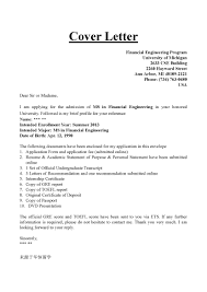 What Goes On Cover Letter For Resume Inats Good Name Information