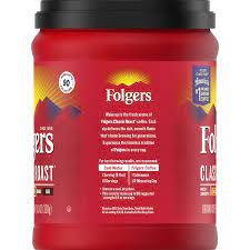 Restock your coffee supply at a great price this week at publix. Amazon Com Folgers Classic Roast Medium Roast Ground Coffee 11 3 Oz Grocery Gourmet Food