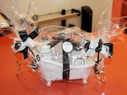 Geschenkverpackung für wellnessgutschein