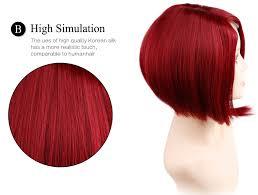 <b>Amir Short Wigs for</b> Women Straight Bob Wig Black Ombre Blonde ...