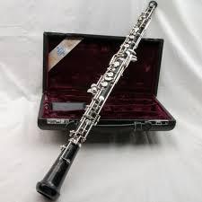 Near Mint Buffet Crampon Oboe Model 4052 Full Conservatory