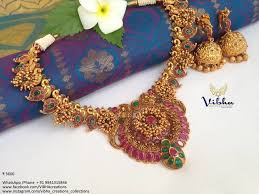 New Imitation Jewellery Designs Shop Mind Blowing South Indian Style Imitation Jewellery