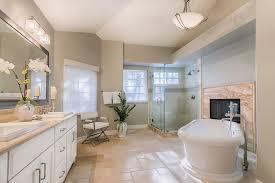 traditional bathroom lighting ideas white free standin. Traditional Bathroom Tiles Ideas Transitional With Vanity Lighting Natural Light White Free Standin O