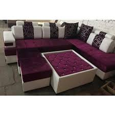 modern l shaped corner sofa set