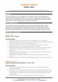 resume exles for jobs