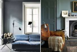 living room inspiration for a 1930s house with original details complete with built in storage ideas and a bay window and traditional fireplace