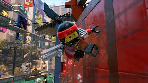 The Lego Ninjago Movie game is free on Steam right now