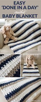 Easy Baby Blanket Crochet Patterns Cool Inspiration Design