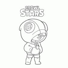 Kleurplaat brawl stars frank skin. Brawl Stars Coloring Pages Fun For Kids Leuk Voor Kids