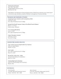 Gallery Of Job Application Resume Format