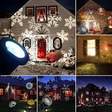 fairy lights ebay uk. outdoor garden christmas light snowflake led laser projector decorations santa fairy lights ebay uk