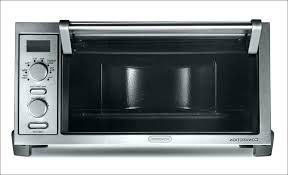 convection toaster ovens oven 8 best of with rotisserie delonghi eo1270 reviews