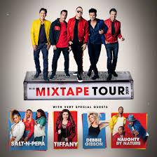 Nassau Coliseum Seating Chart Nkotb New Kids On The Block The Mixtape Tour Prudential Center