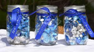 Decorating Mason Jars With Ribbon Wedding Day Bliss Personalized ThirtySevenWest Creative ideas 23