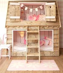 two girls bedroom ideas. Little Girl Bed Wooden Shingle House For Two Girls Is A Super Cozy Idea Bedroom Ideas 11 Year Olds L