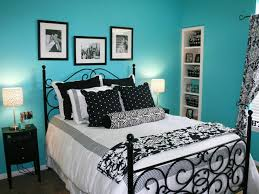 Black And White Teenage Bedroom Black And White Teen Bedroom Ideas Frame Mirror Floating Tv Wall