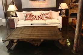ox cart old wooden table repurposed antique ox cart coffee table inside ox cart coffee