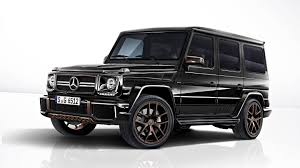 The Final Edition Mercedes-AMG G65 Is a $252,000 Tank Wearing ...