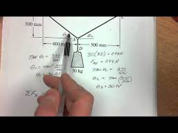 Physics Tension Problems Physics 1 Lesson 05 Forces And Equilibrium Lessons Tes