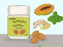quick relief for stomach cramps