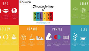 Color Psychology Moods