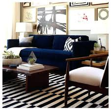 dark blue couch. Dark Blue Couch Navy And Striped Rug Sofa What Colour Walls A