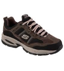skechers memory foam mens. skechers 37462 men\u0027s vigor 2.0 trait wide memory foam sneaker brown/black mens