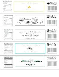 Nutrition Labels Template Nutrition Facts Label Template Illustrator