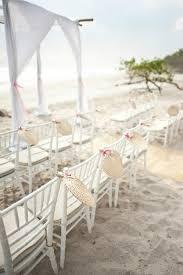 beach wedding chairs. Beach Wedding Chair Decoration With Fans Chairs P