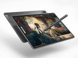 The Lenovo Tab P12 Pro is the newest ...