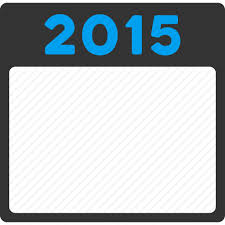 Appointment Calendar 2015 Appointment Calendar Diary Page Poster Schedule Year 2015 Icon