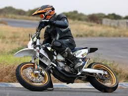 track motard adelaide port gawler 25th march 2017