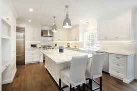 white country kitchens. Kitchen White Ideas Modern American Designs Country Cabinets Bar \u0026 Prep Sink Kitchens E