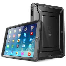 supcase beetle defense series hybrid protective case provides a stylish but protective shield between your ipad air and the accidental drop se