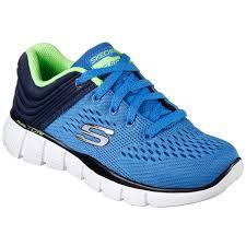 skechers shoes for boys. skechers boys\u0026rsquo; equalizer 2.0 - post season training shoes, royal blue royal blue skechers shoes for boys 1