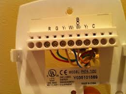 how to install an ecobee3 smart thermostat brown wire thermostat at Old Thermostat Wiring Color Codes