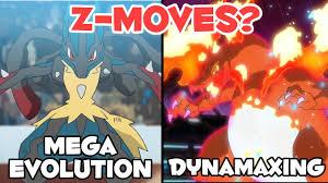 Dynamax, Mega Evolution, and... Z-Moves in Pokemon Journeys? | Pokemon  Journeys Anime DISCUSSION - YouTube