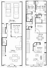 5 Bedroom House Plans Narrow Lot Elegant 2 Family House Plans Bedroom  Narrow Lot Beach