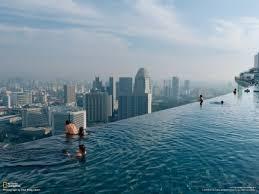 singapore infinity pools marina bay sands 1920x1080 wallpaper High